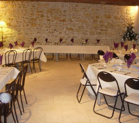 Salle de réception Gard