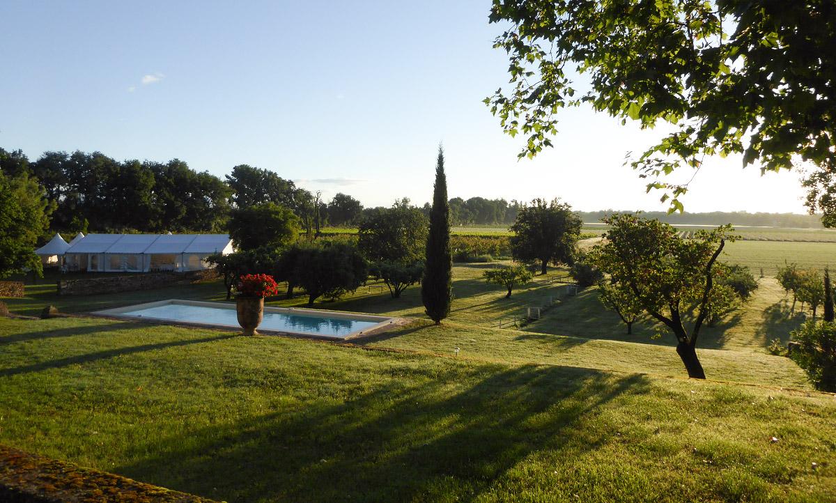 Mariage Gard Domaine de Lamartine